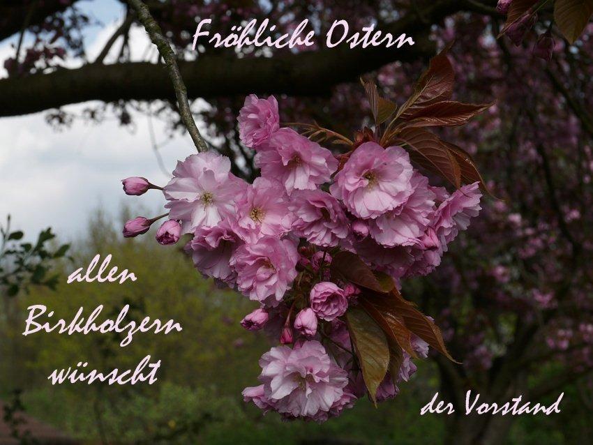 Birkholzer Ostern